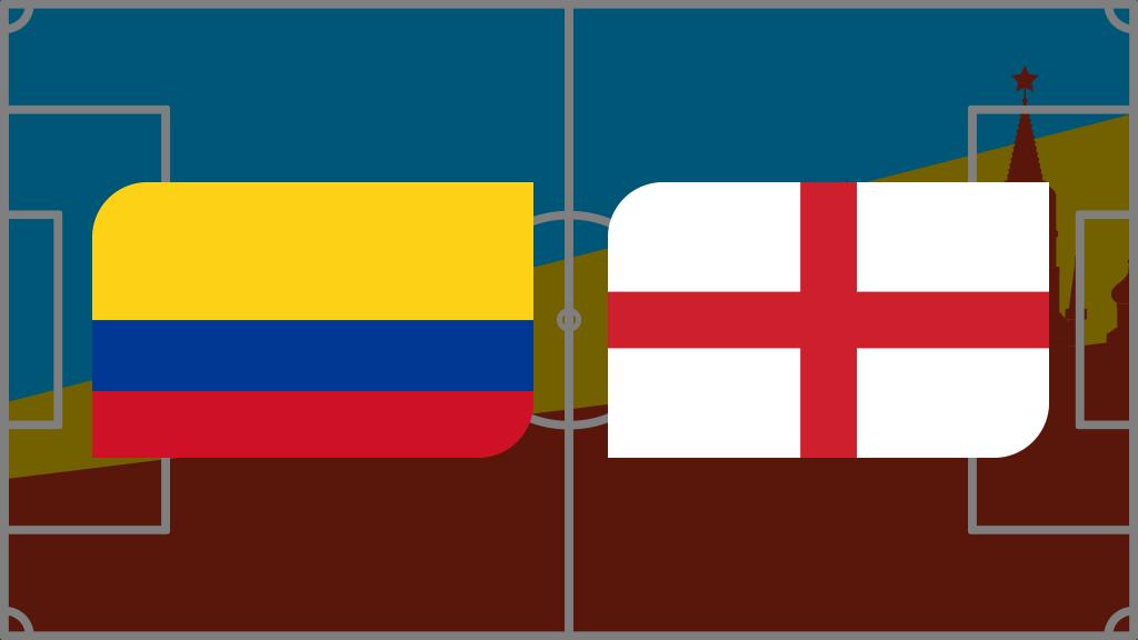 Coupe du monde 2018: vivez Colombie-Angleterre en direct