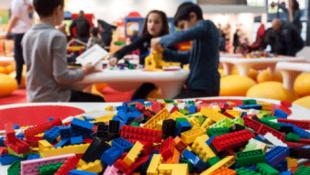 Los juguetes de encastre ocupan los primeros lugares de las ventas en los países emergentes