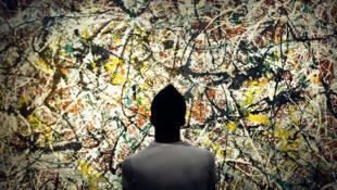 تابلوی معروف جکسون پولاک به موزه هنرهای معاصر تهران تعلق دارد