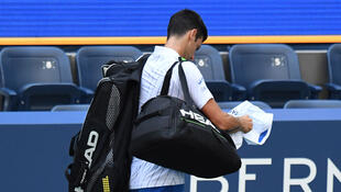 Novak Djokovic self-detonated his chance to win an 18th Grand Slam title when he hit a ball which struck a line judge during his last-16 match at the 2020 US Open.