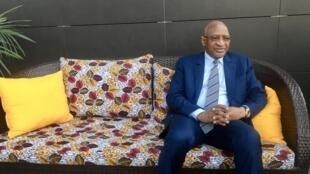 Soumeylou Boubèye Maïga, ancien Premier ministre malien, était le directeur de la mission d'observation de la Cédéao en Guinée-Bissau.