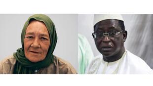 Les ex-otages Sophie Pétronin et Soumaïla Cissé au Mali sont désormais libres.
