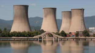 Une centrale nucléaire chinoise.