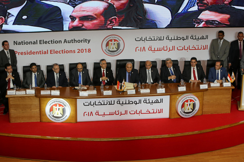 نتایج نهایی انتخابات ریاستجمهوری در مصر اعلام شد