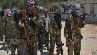Mayakan kungiyar Al shabaab da ke addabar Somalia