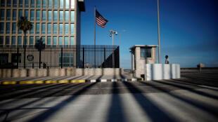 A entrega de vistos foi suspensa na embaixada norte-americana em Havana há mais de um ano.