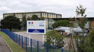 Phòng xét nghiệm thuộc Tổng cục Vũ khí – Kỹ thuật hàng không (DGA-TA) gần Toulouse (DGA) gần Toulouse - REUTERS /Stringer