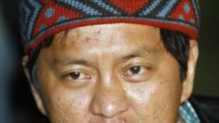 Andal Ampatuan Jr, le 26 novembre 2009.