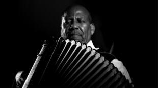 Le musicien éthiopien Hailu Mergia.