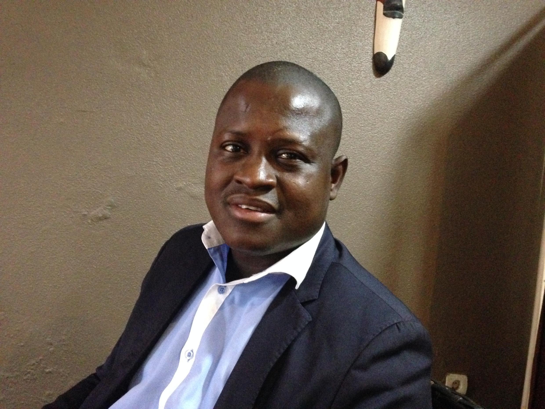 Economista guineense Santos Fernandes.
