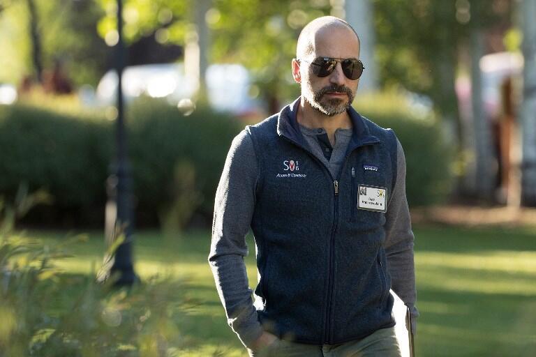 """عکس آرشیو - دارا خسروشاهی، مدیرعامل سابق مؤسسه مسافرتی """"اکسپدیا"""" در شهر """"سان ولی""""، سال ٢٠۱۶"""