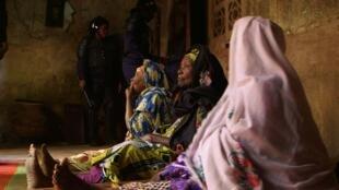 Une scène du film «Oka», réalisé par le cinéaste malien Souleymane Cissé.