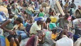 Refugiados angolano na RDC - portaldeangola.com