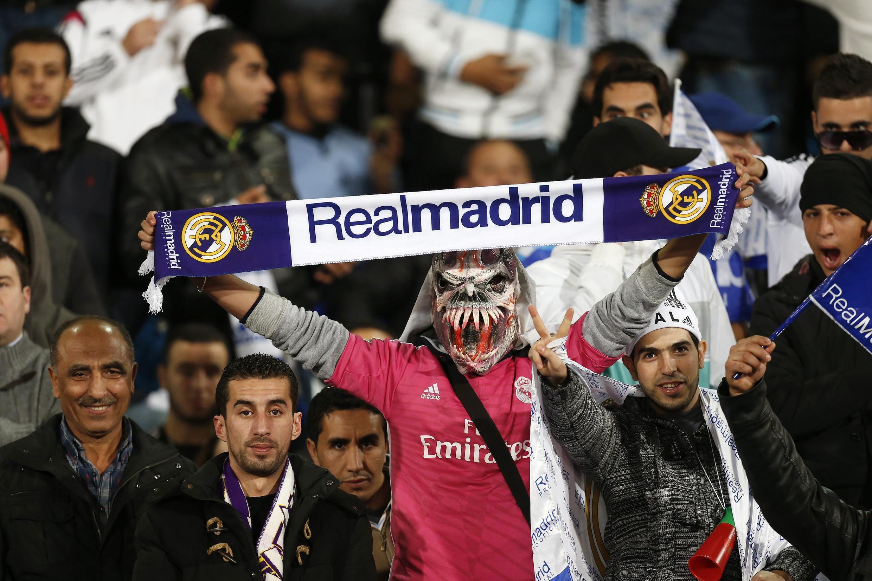 Magoya bayan  Real Madrid