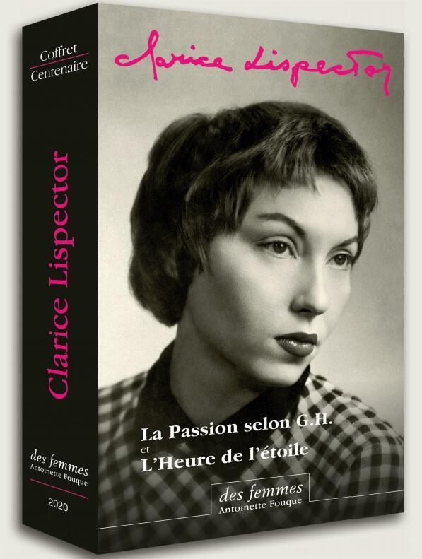 Caixa comemorativa ao centenário de Clarice Lispector é lançada na França pelas Éditions des Femmes.