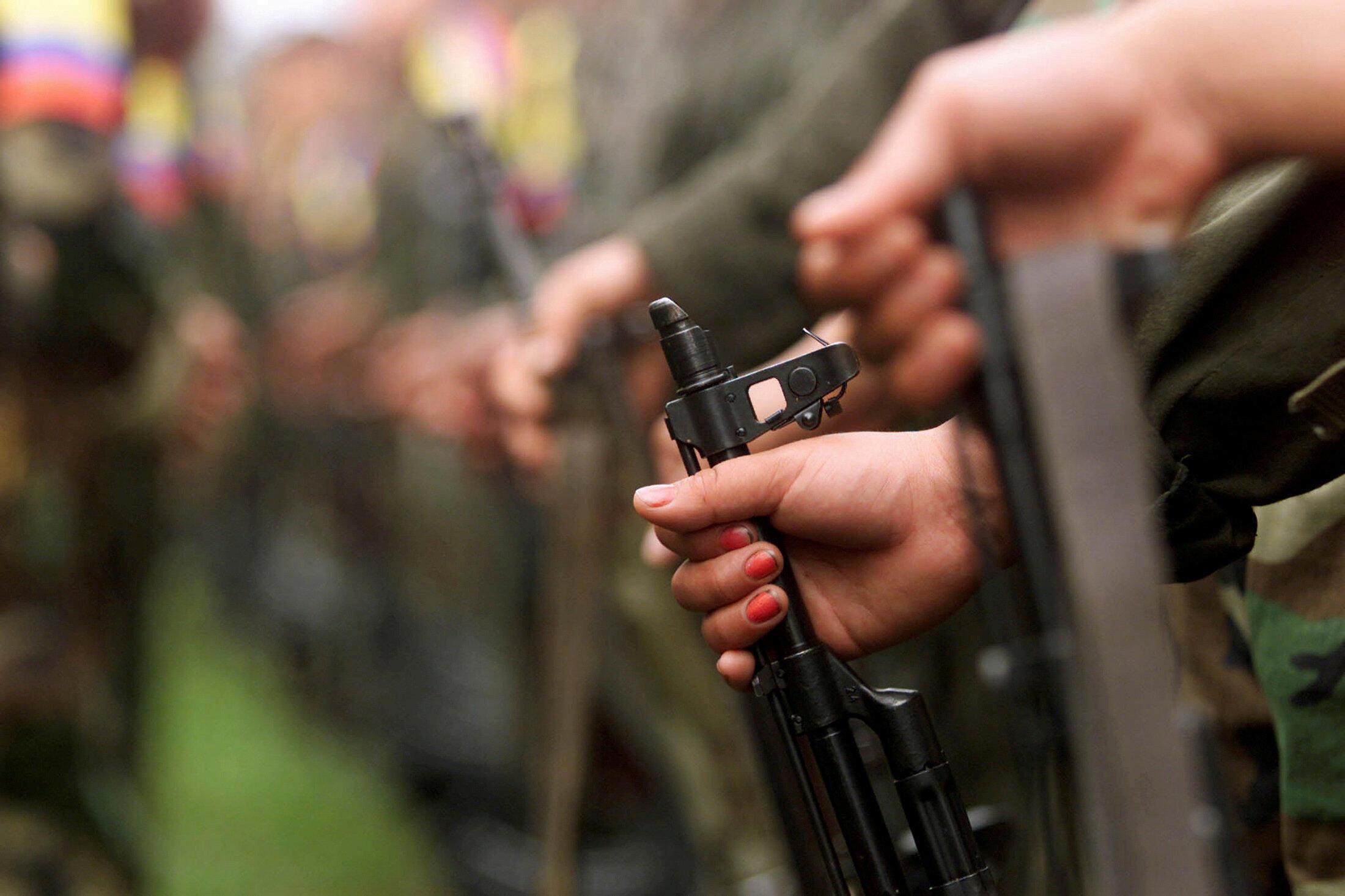 Os conflitos na Colômbia deixam outro triste saldo: 15 mil vítimas de violência sexual.