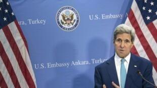 Pour John Kerry, Bachar el-Assad a perdu depuis longtemps toute légitimité.