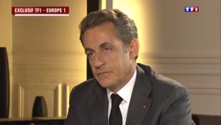 Nicolas Sarkozy, tsohon shugaban Faransa