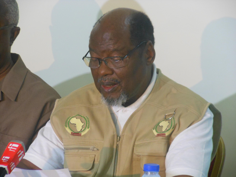 Joaquim Chissano, antigo Presidente da República de Moçambique