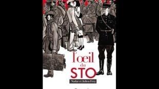 Couverture de l'album «L'Oeil du STO» de Julien Frey et Nadar.