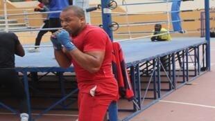 """Davilson Morais, segundo pugilista """"olímpico"""" de Cabo Verde"""