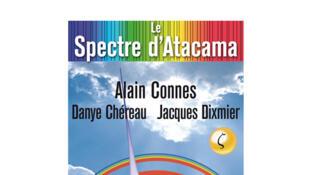 Couverture «Le spectre d'Atacama».