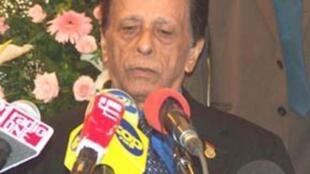 Sir Anerood Jugnauth, mwenye umri ya miaka 84, aliwahi kuwa Waziri mkuu wa Mauritius, tangu mwaka 1983 hadi 1995.