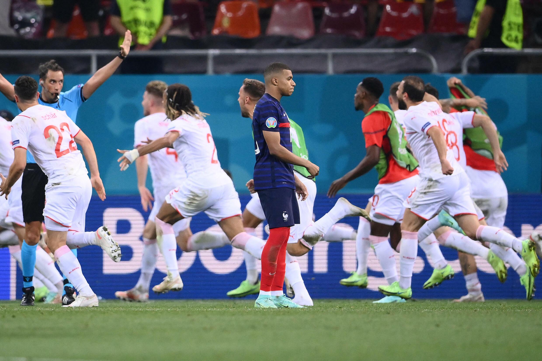 Kylian Mbappé - França - Futebol - Desporto - France - Euro 2020 - UEFA - Selecção Francesa