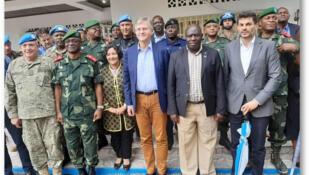 Jean-Pierre Lacroix a garin Beni na jamhuriyar demokradiyyar  Congo