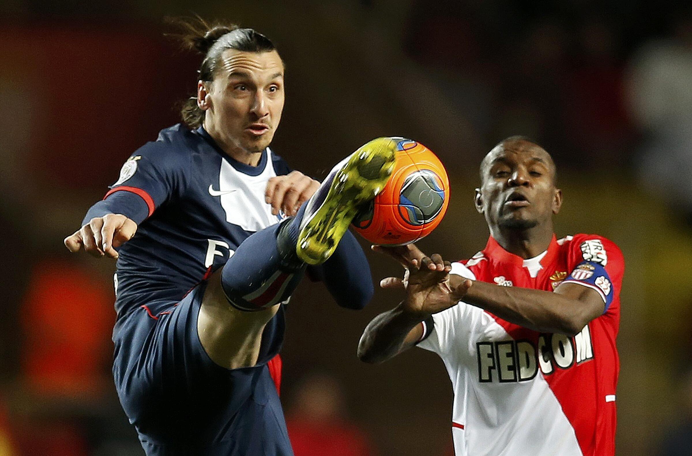 De retour à Monaco à l'été 2013, il a pu se frotter à Zlatan Ibrahimovic lors de ASM-PSG, le 9 février 2014.