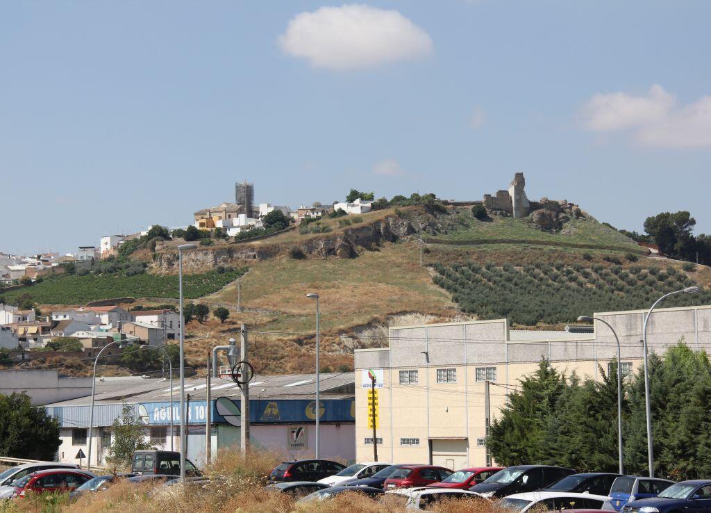 A Aguilar de la Frontera près de Cordoue, l'activité redémarre.
