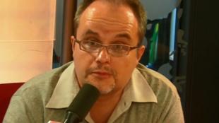 O sociólogo francês Dominique Vidal.