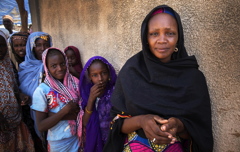 A Gagamari, près de 4500 réfugiés nigérians sont accueillis par des familles hôtes dont la situation est déjà précaire.