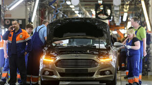 В России продукция Ford будет представлена лишь фургоном модели Transit.