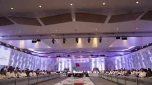 A 24a Cúpula Iberoamericana teve início no Estado de Veracruz, no México, em 8 de dezembro de 2014.