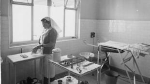 L'infirmerie de Parramatta