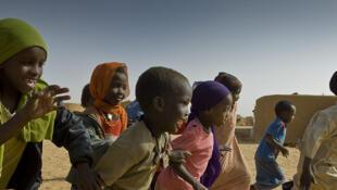 Une photo prise au Tchad par Frédéric Noy en décembre 2011.