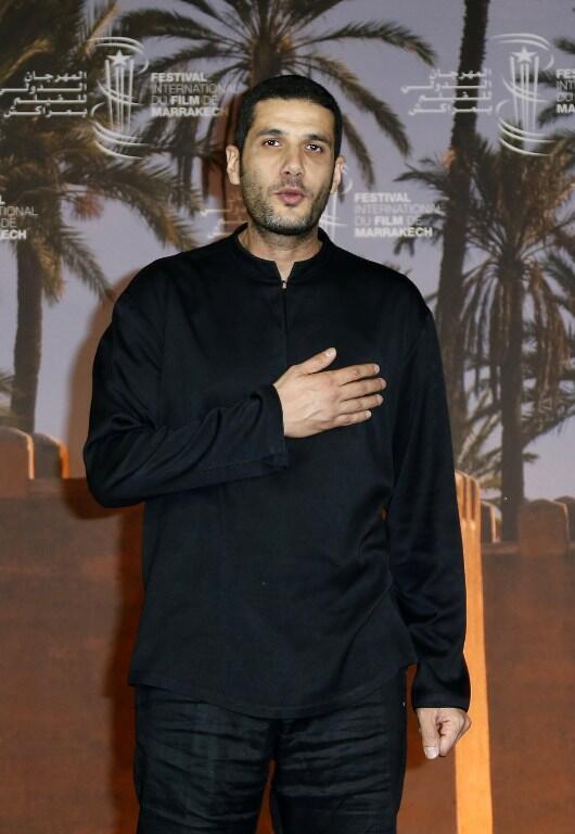 Le réalisateur Nabil Ayouch travaille entre Casablanca et Paris. Ici lors du 12e Festival international du film de Marrakech (FIFM) en décembre 2012.