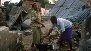En 2000, Kisangani a été le théâtre d'affrontements qui ont fait au moins 700 morts.