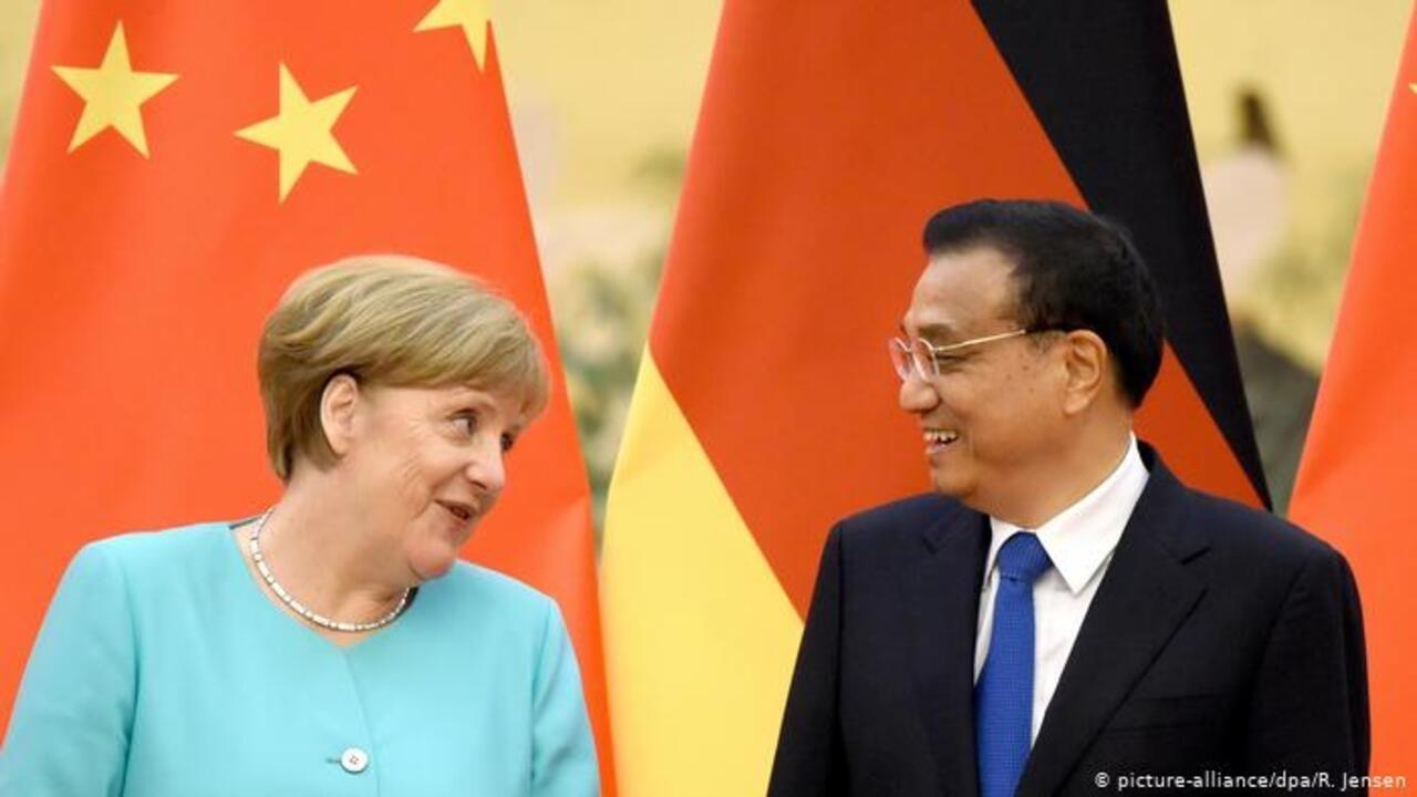 中国外交部:李克强今与默克尔举行视频会议