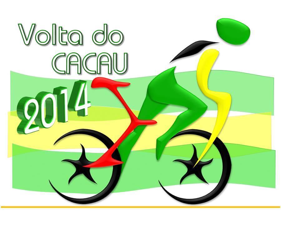 Logotipo da 5ª edição da Volta do Cacau