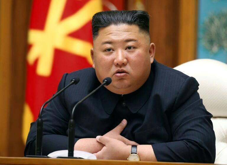 朝鲜领袖金正恩