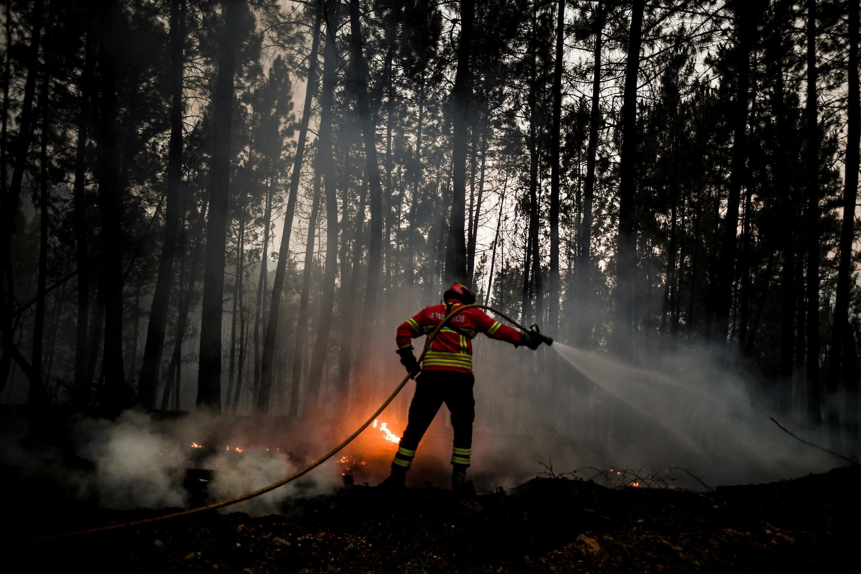 Incêndio Portugal