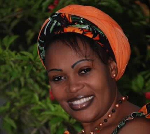 Marie-Ange Mushobekwa, ministre congolaise des Droits de l'homme (RDC).