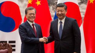 Após o encontro com Xi Jinping, os dois Presidentes afirmaram que queriam restabelecer uma relação cordial entre os dois países