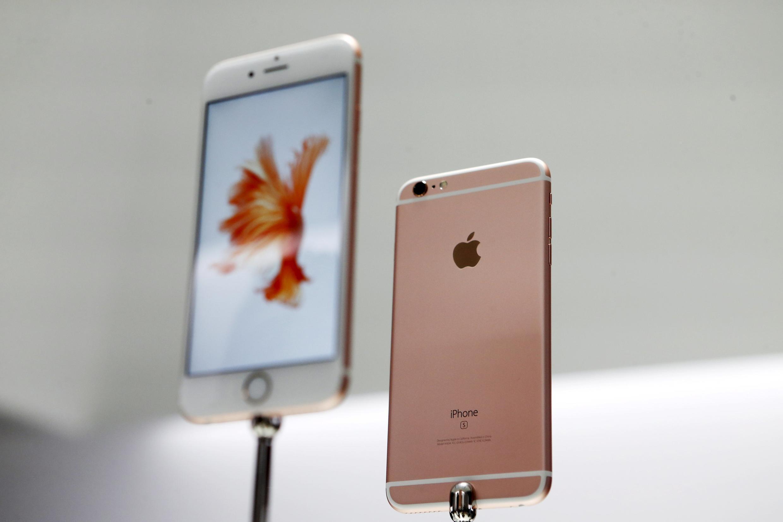 A queda na venda do iPhone reflete a crise mundial