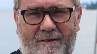 Kris Berwouts, chercheur et analyste indépendant belge.