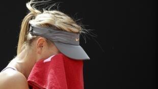 Мария Шарапова проигрывает Рим (одна восьмая), 15 мая 2014 года