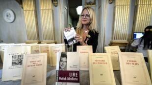 Books by Patrick Modiano