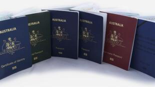 A Austrália propõe lei que impede pedófilos de obter um passaporte.